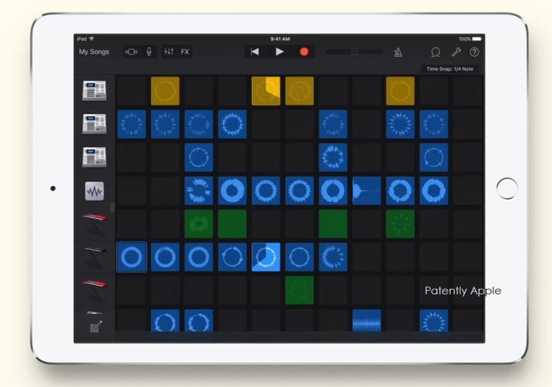 4AF X99 new garageband music app