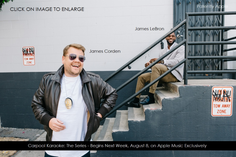 2AF X99 2017 JAMES CORDEN CARPOOL KARAOKE THE SERIES BEGINS AUG 8  2017