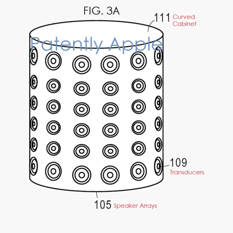 3AF X99 APPLE AUDIO PATENT FIG. 3
