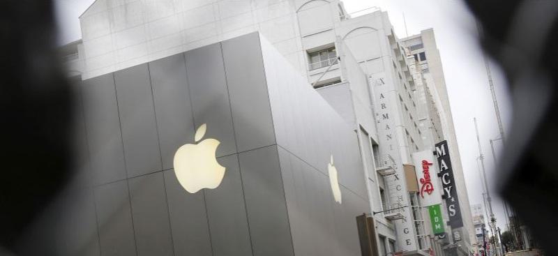 1af x99 Apple STORE SAN FRAN