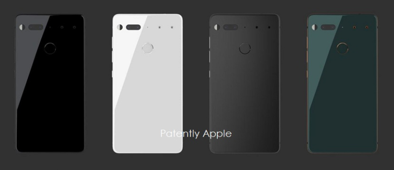 1AF X99 2017 ESSENTIAL PRODUCT PHONES