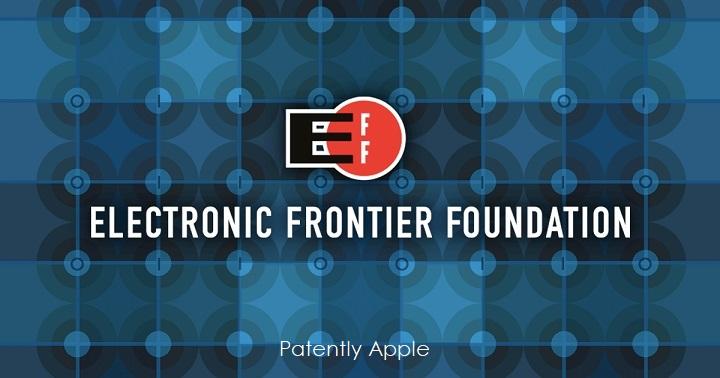 1AF ELECTRONIC FRONTIER FOUNDATION