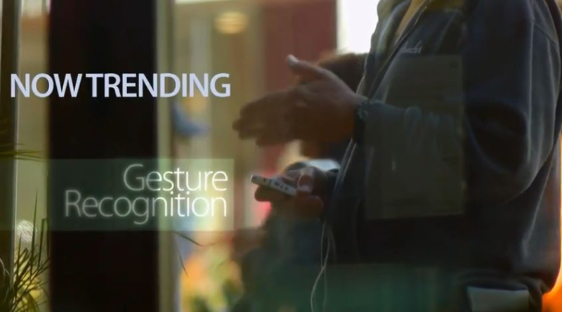 2AA A GESTURE RECOGNITION