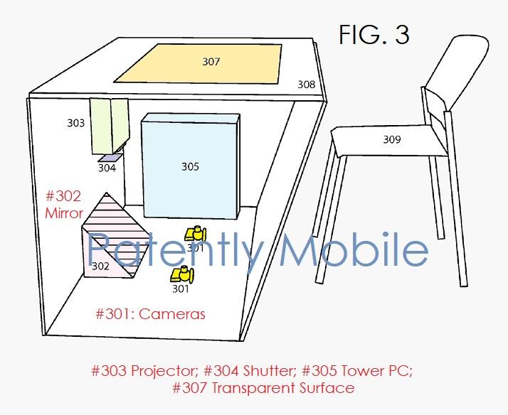 4AF X99 FACEBOOK GESTURE CAMERA SYSTEM FOR COMPUTER