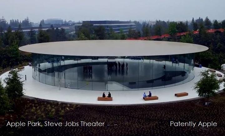 1AF X99 Steve Jobs Theater