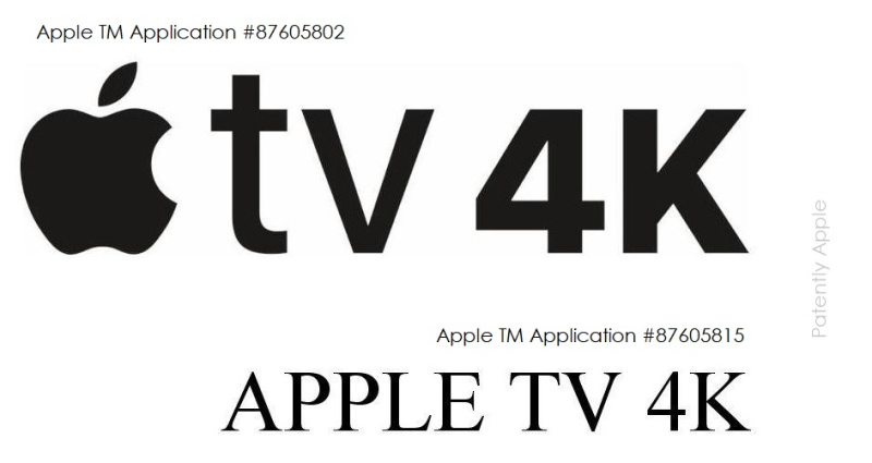 2AF X99 2017 apple tv 4k BOTH TM STYLES