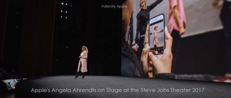 3AF X99 ANGELA AHRENDTS STEVE JOBS THEATER 2017