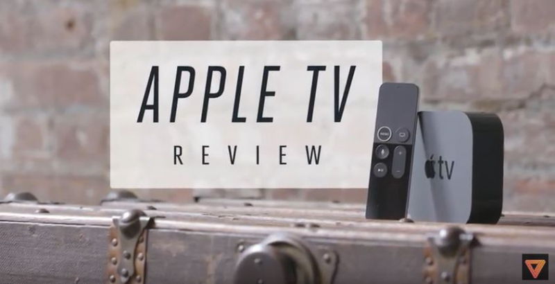 1AF X99 COVER GRAPHIC APPLE TV REVIEW