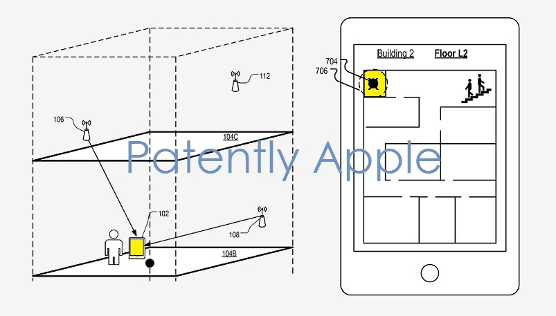 More Patents are fulfilled as Apple's iOS 11 introduces us to Indoor