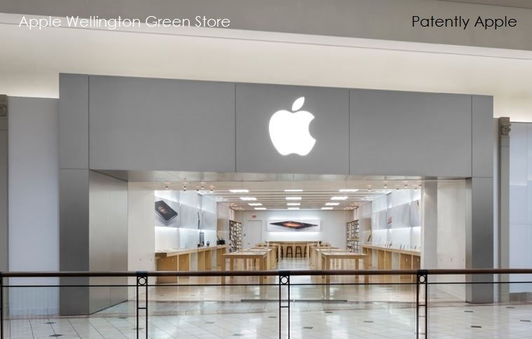 1AF X99 2017 - APPLE WELLINGTON GREEN STORE