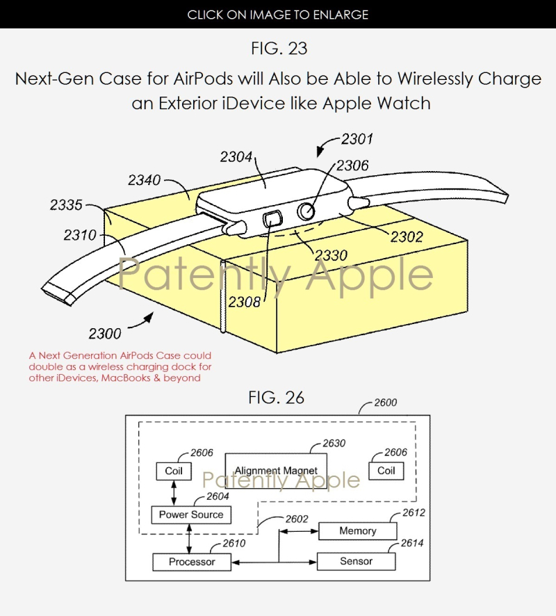 2AF AIRPODS  NEXT-GEN CASE CAN CHARGE WATCH