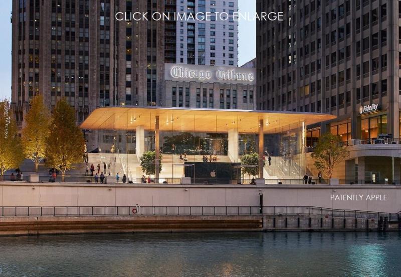 2A MICHIGAN AVENUE STORE CHICAGO FACE VIEW