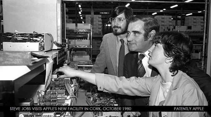 1 COVER -  Steve Jobs incork1980
