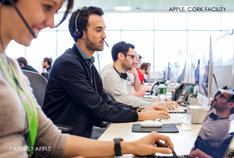 2 - APPLE CORK CAMPUS AND CALL CENTER