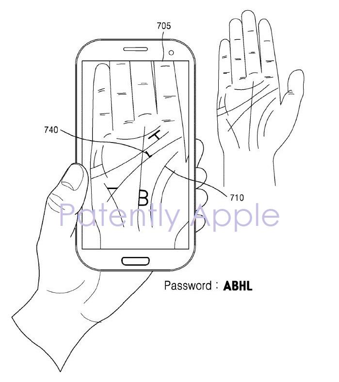 2 samsung biometrics patent