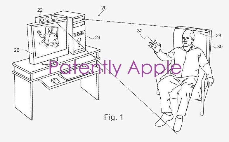 3 in-air gesturing patent