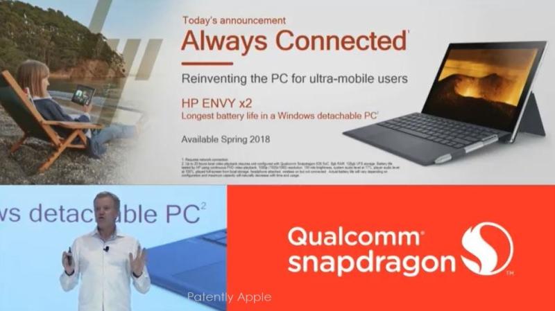 2 X HP GRAPHIC QUALCOMM EVENT