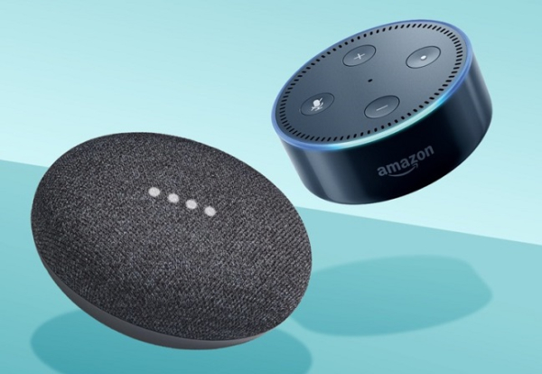 Amazon and Google are selling their respective Digital Assistant Speakers at a loss and having it Spun as a Coup over Apple