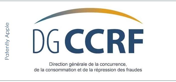 1 cover DGCCRF LOGO