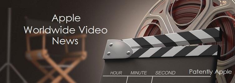 1 COVER - Apple Worldwide Video News -