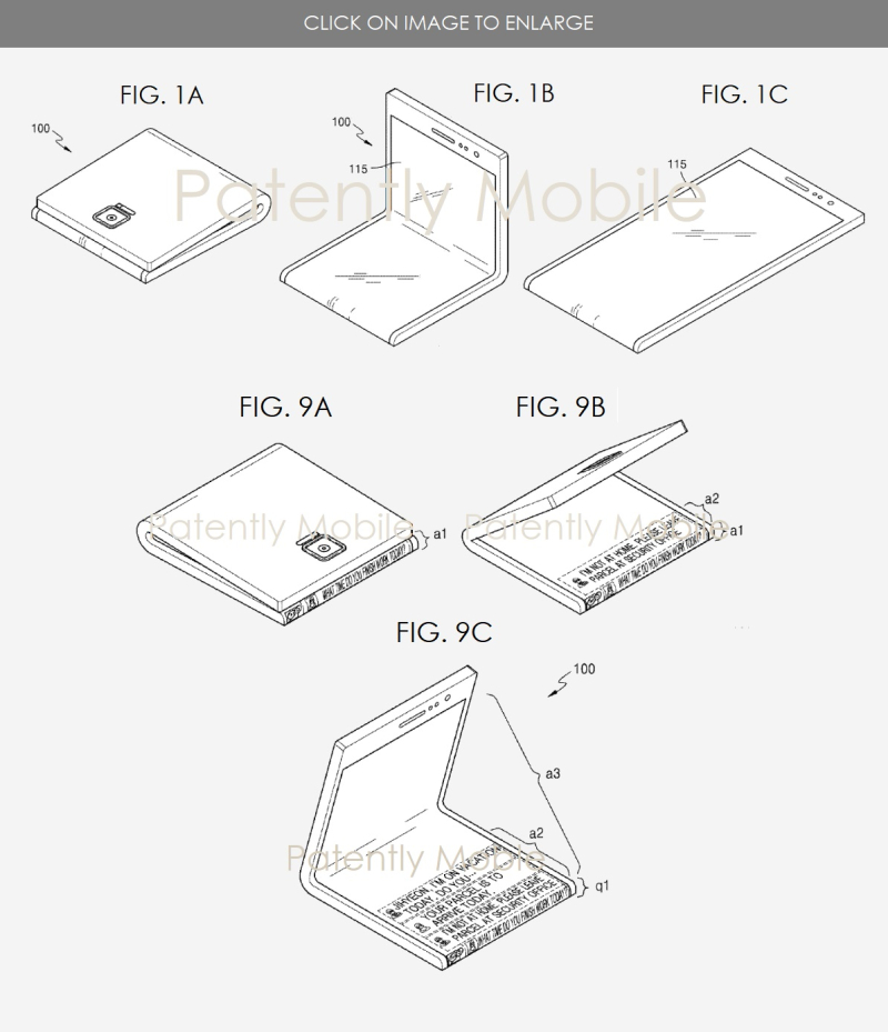 2 samsung granted patent figs 1a-c + 9a-c