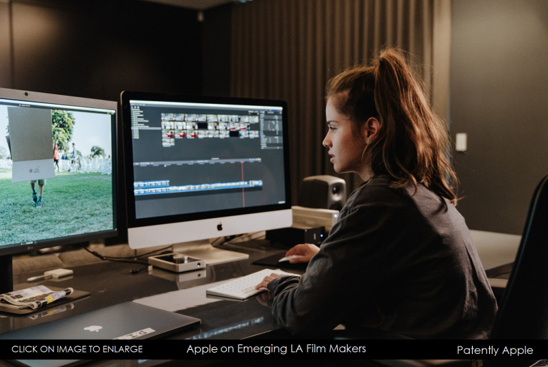 1 cover - Apple Aspiring Filmmakers CelineGimpirea