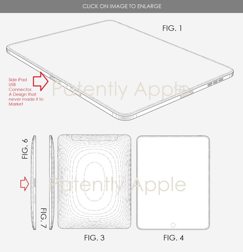 2 ipad design patent granted - a design that never surfaced