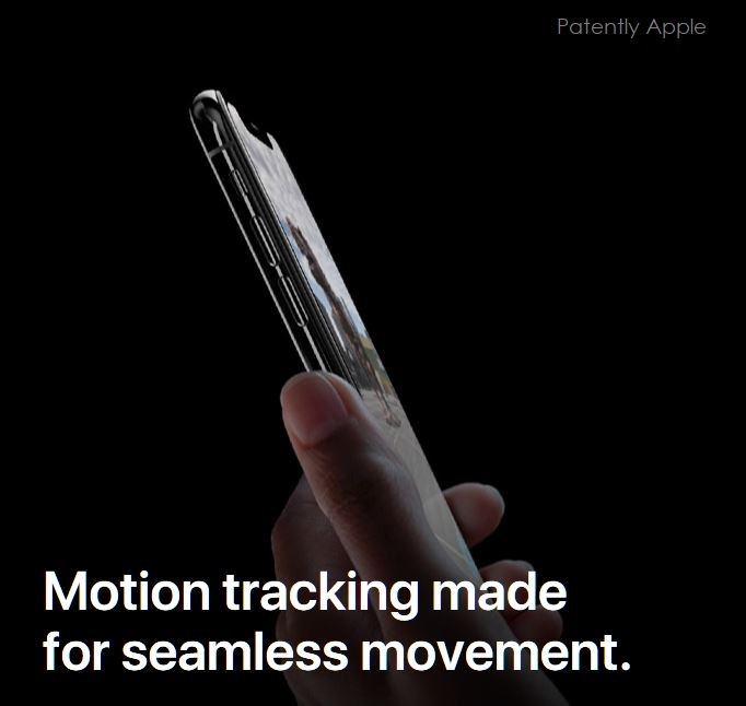 4 Apple iOS 11 Motion Tracking for AR