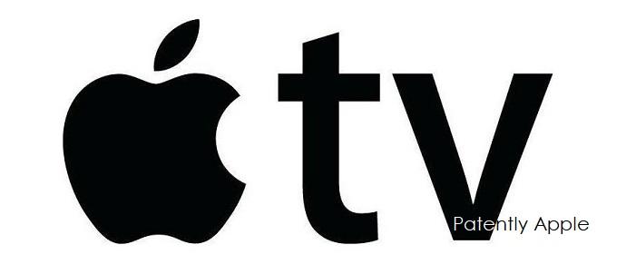 1 X cover apple tv logo  tm filing