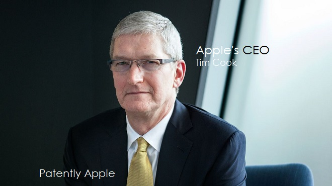 New Interview with Apple's CEO gives us Fresh Insights into what's Important at Apple