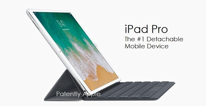 In the Detachables Market in Western Europe Apple's iPad Pro Continued to be the Leader in Q4, Especially in the Enterprise