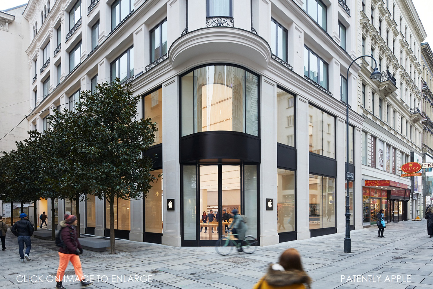 The new Apple Store in Vienna Officially Opens this Weekend