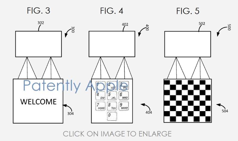 4 x vehicle patent FIGS 3  4 & 5