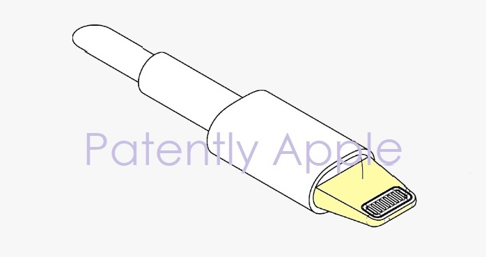 photo image Apple Invents Next-Gen Lightning Connector tip that could expand to create a Liquid-Tight Seal