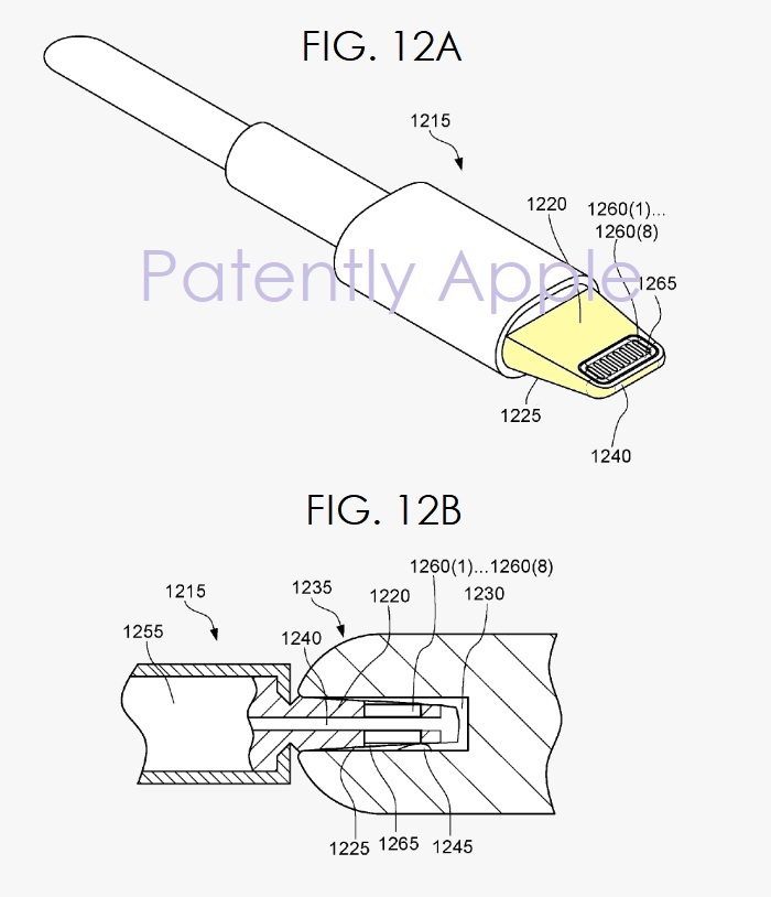 Conector Lightning deformable