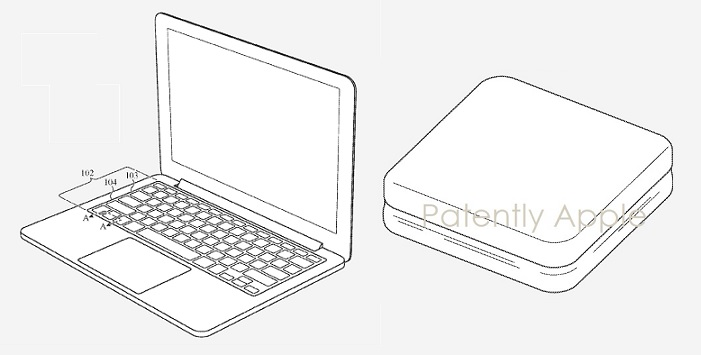 1 Cover keyboard patent apple