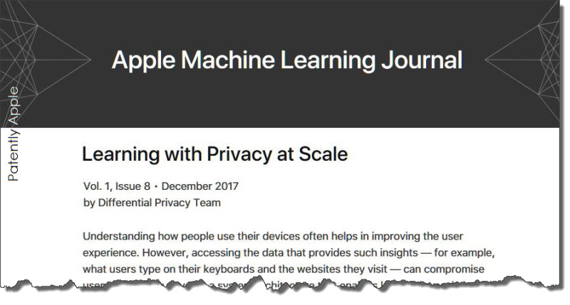 2  X machine learning  apple journal