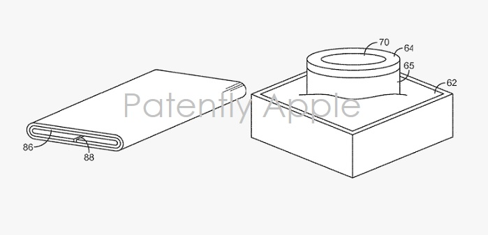 Apple Won 49 Patents Today Covering an iPhone with a Liquid Metal Wraparound Display, an Advanced Apple Pencil and more