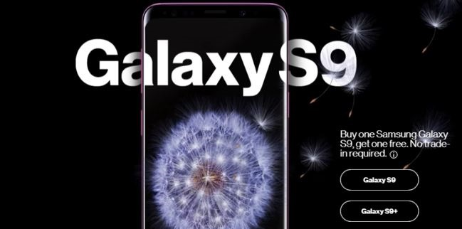 1 - COVER - 2 buy 1 get 1 free SAMSUNG S9