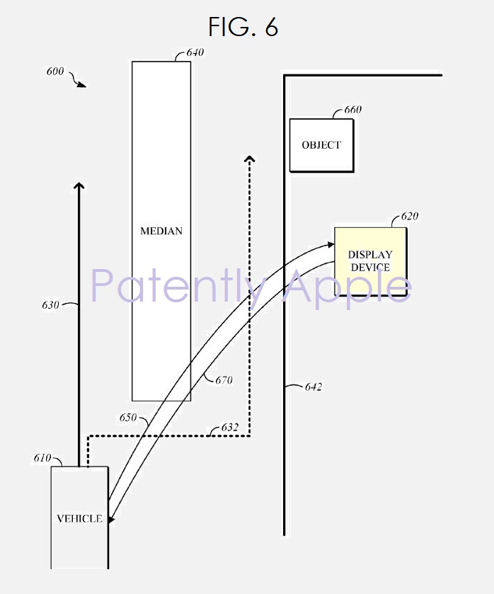 3 apple patent covering an exterior vehicle camera