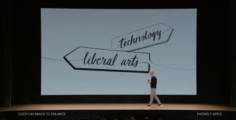 8. Technology liberal arts