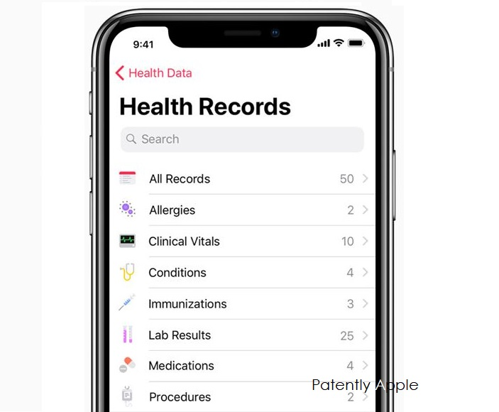 7 apple health app