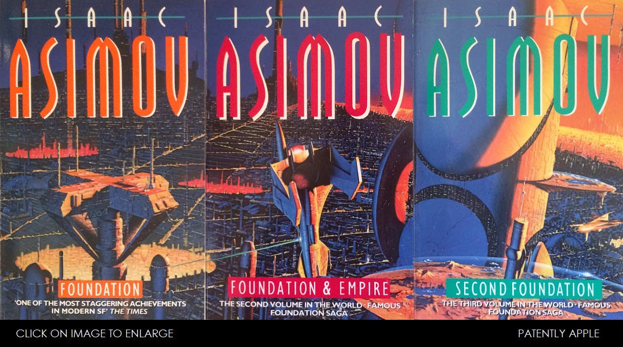 photo image Apple to Develop a Drama Series based on the Trilogy by Isaac Asimov about the Milky Way controlled by the Galactic…