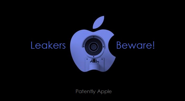 1X - Leakers beware - Apple is watching you ... Kind of