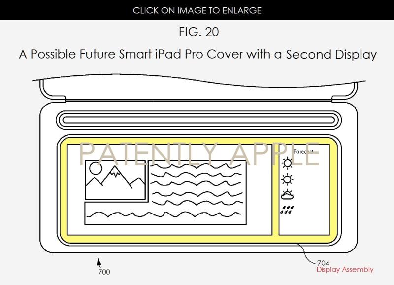 3  X smart keyboard with 2nd display