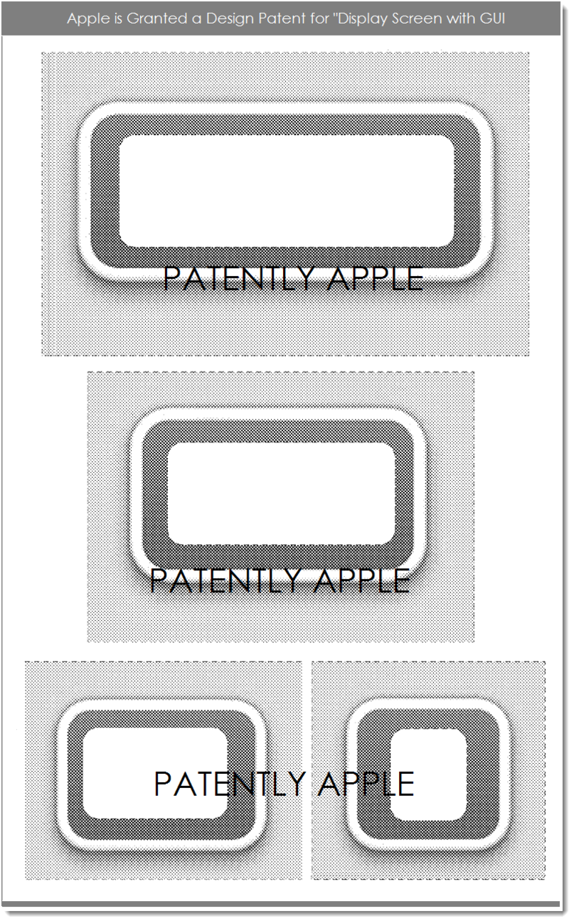 4AF DISPLAY SCREEN WITH GUI - APPLE