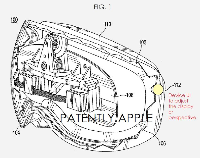 2AF - APPLE PATENT FIG. 1