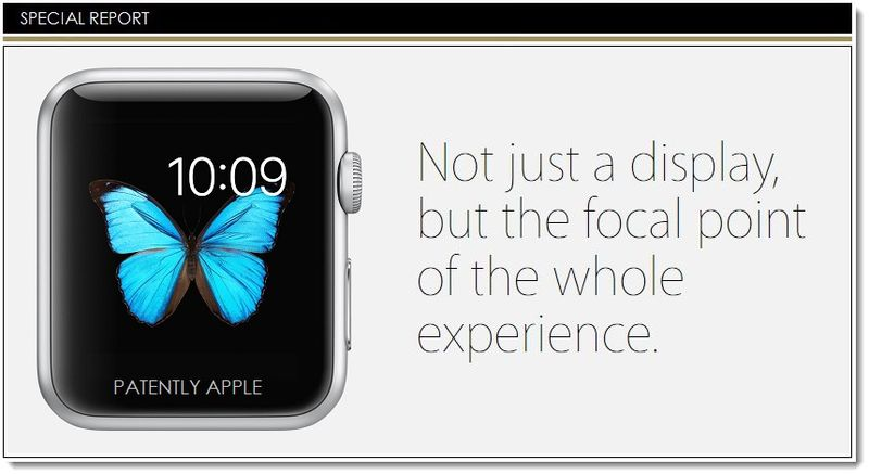 1AF - COVER - APPLE'S SAPPHIRE WAS FOR A SPECIAL PROJECT - NOT THE IPHONE 6