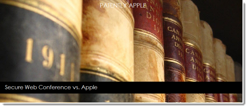 1AF SECURE WEB CONFERENCE VS. APPLE SEPT 18, 2014
