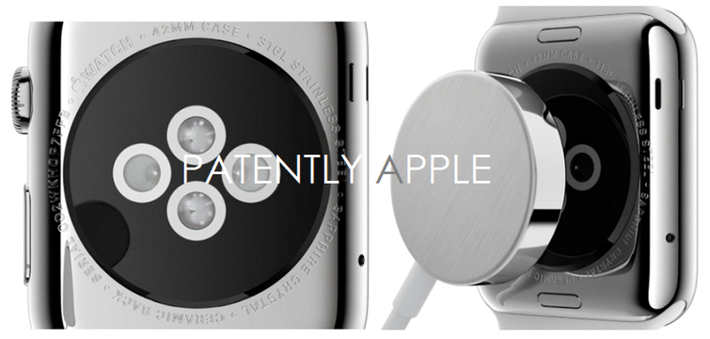 2AF - Apple Watch Inductive Charging system